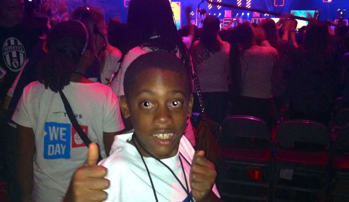 Globetrotting Kids: We Day!