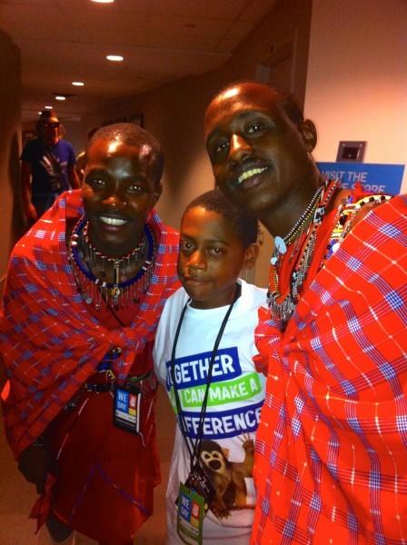 Masai We Day