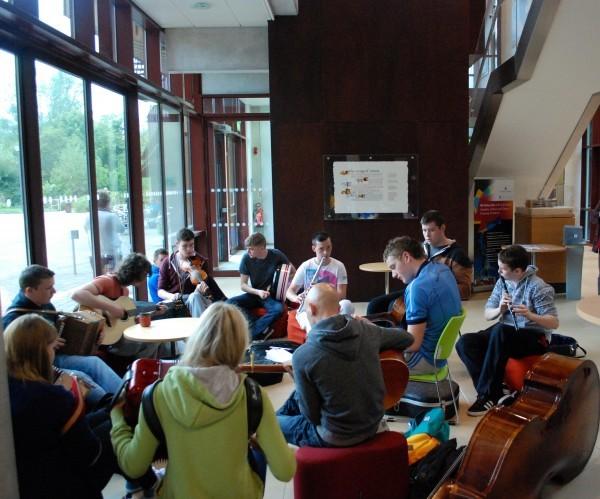 Limerick University Students