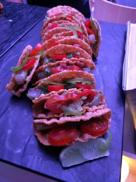 Morimoto Fish Tacos
