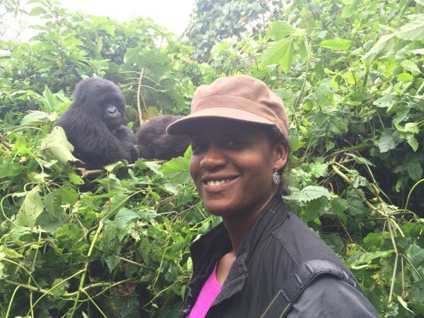 Gorilla tracking Rwanda