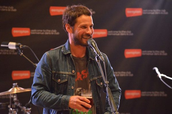 Sam Roberts - Aeroplan dExclusives event