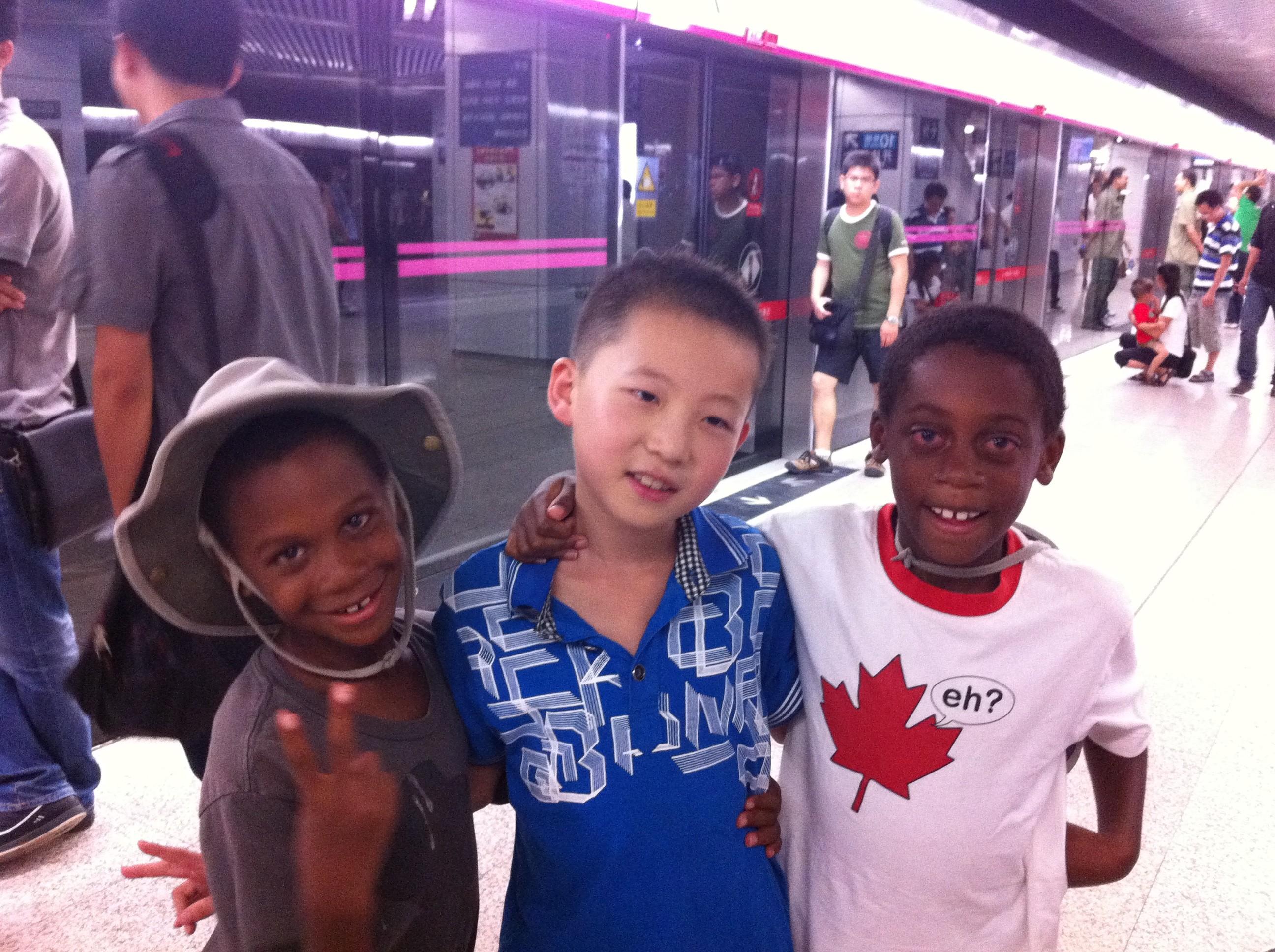 china boys