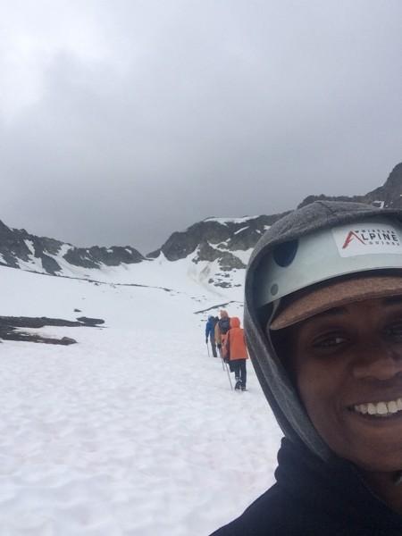 glacial whistler