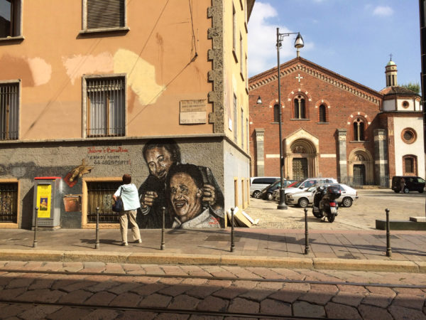 Milan Graffiti Art