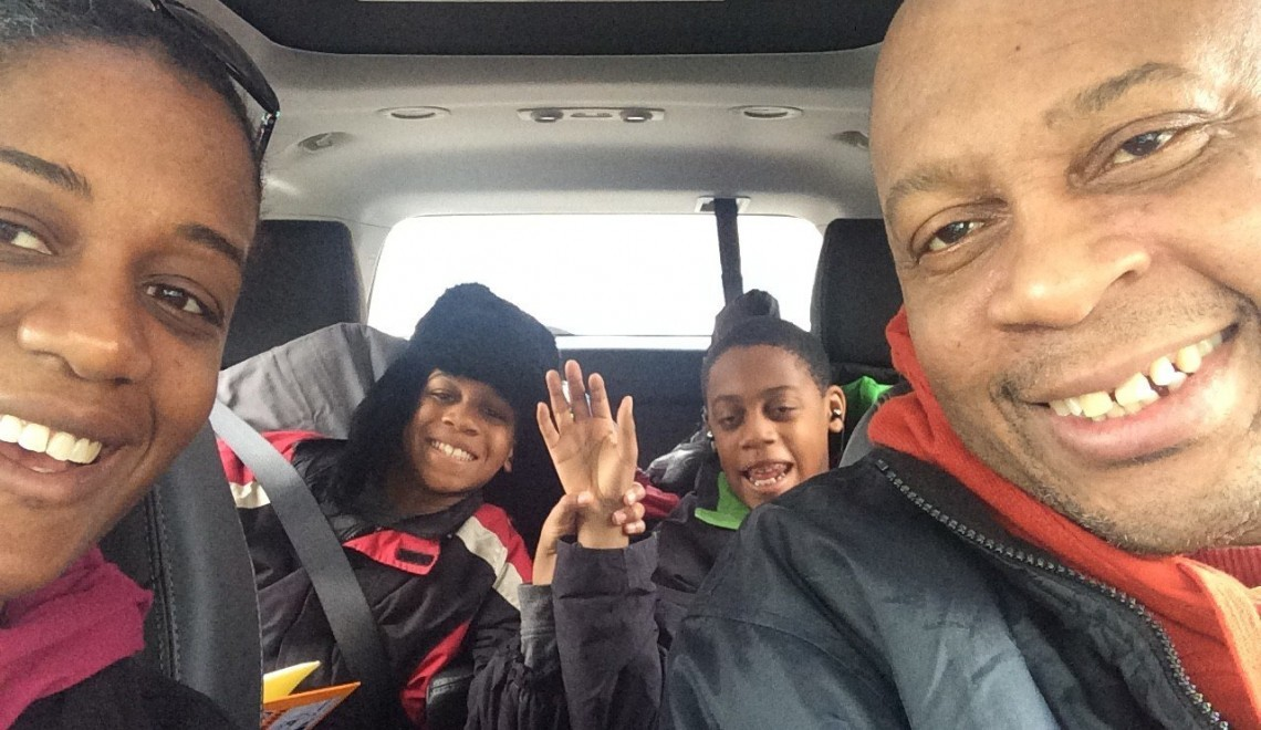 The Davis Family Hit the Road - Travel Tips