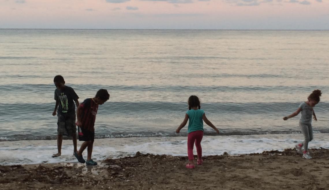 A Romantic Getaway with Kids? On GlobetrottingMama.com