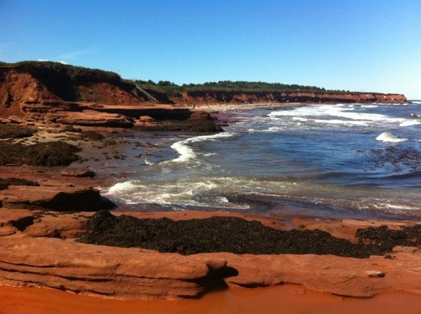 Featured Travel Deals on Globetrotting Mama - Weekend Away in PEI Canada