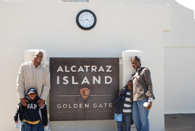 A Trip to Alcatraz Island on Globetrotting Mama