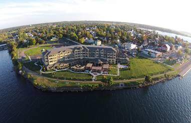 1000 Islands Harbour Hotel - Special Offer Featured on GlobetrottingMama.com