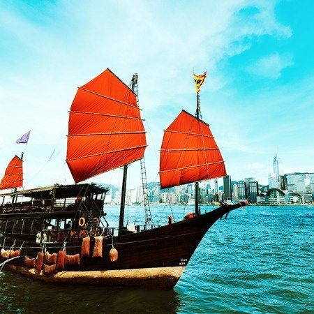 Asia is a place that lets you in. Learn more about the wonders of Hong Kong (Shown here), Thailand and China on Globetrotting Mama