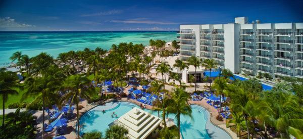 Aruba Marriott featured on GlobetrottingMama.com