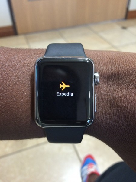 apple watch expedia