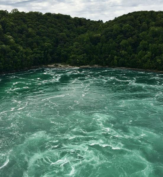GlobetrottingMama.com's Trip to Niagara - Niagara Gorge
