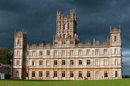 A Downton Abbey Inspired Tour of England