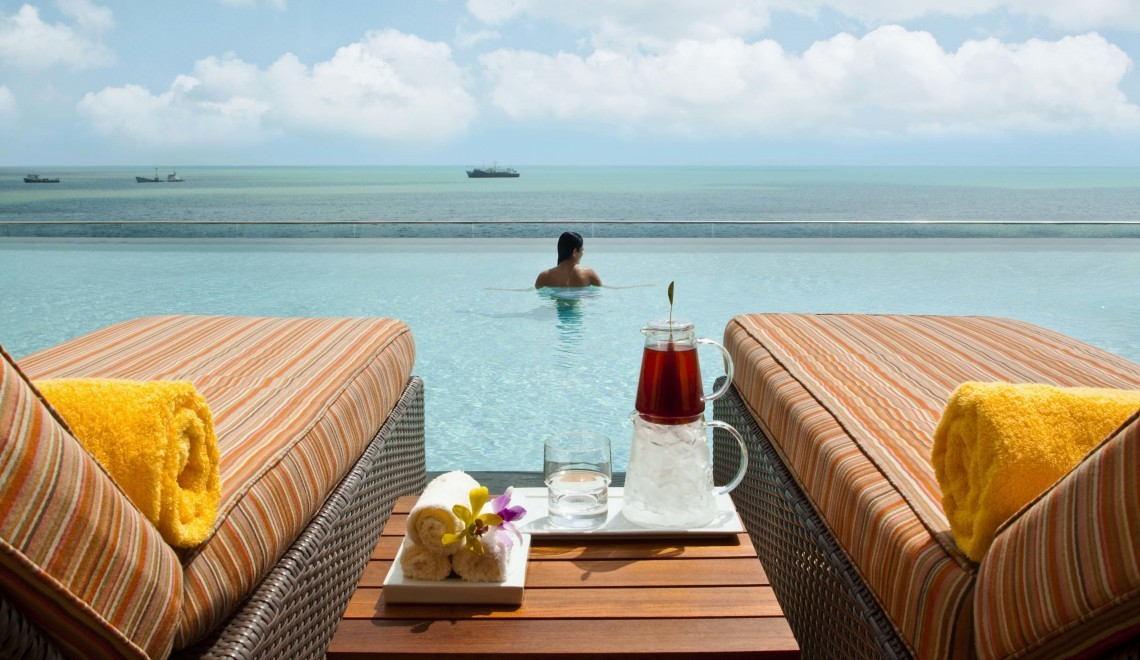 HRT Infinity Pool _Photo Credit Hyatt Regency Trinidad