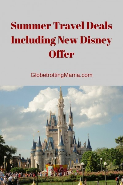 Summer Travel Deals on Globetrotting Mama - Disney