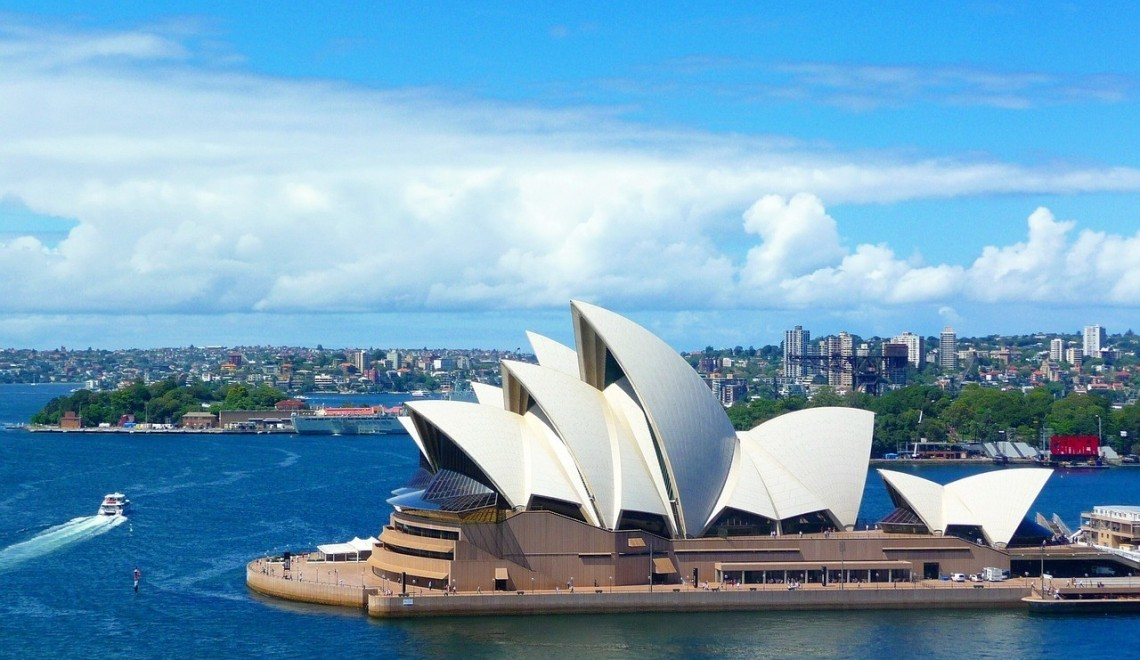 Sydney Australia is a featured destination in this week's travel deals post on GlobetrottingMama.com
