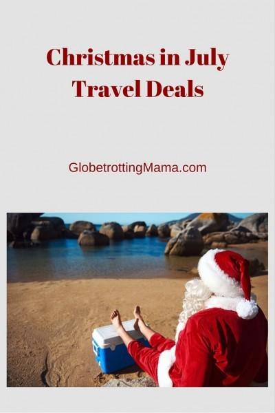Globetrotting Mama: Christmas in July