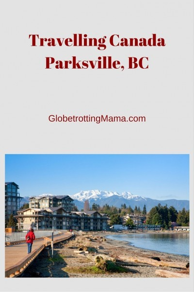 Travelling Canada - Parksville, British Columbia