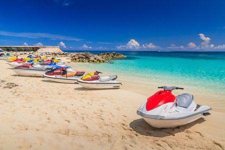 atlantis hotel on paradise island in nassau, bahamas