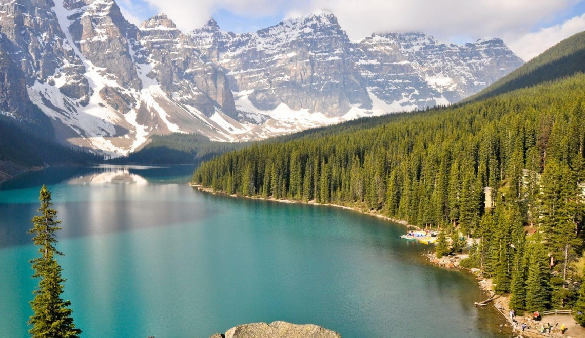 Banff Alberta Featured on GlobetrottingMama.com