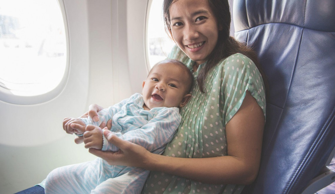 4 Things Parents Traveling with Kids Can Do for a Successful Flight  (And We're Not Talking About Goody Bags)