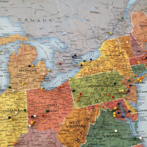 map #travelsauce family