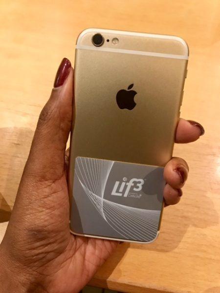 lif3 phone
