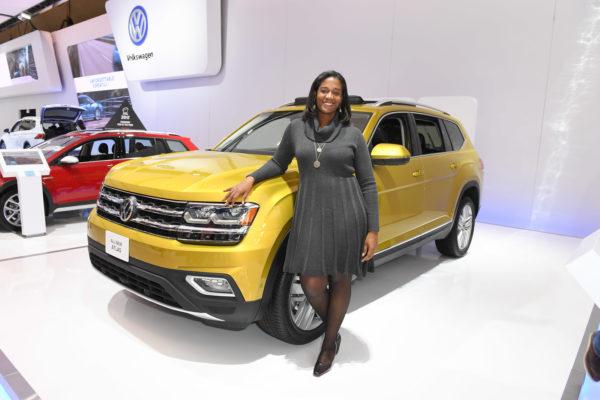 VW 2018 Atlas #VWAutoshow Toronto
