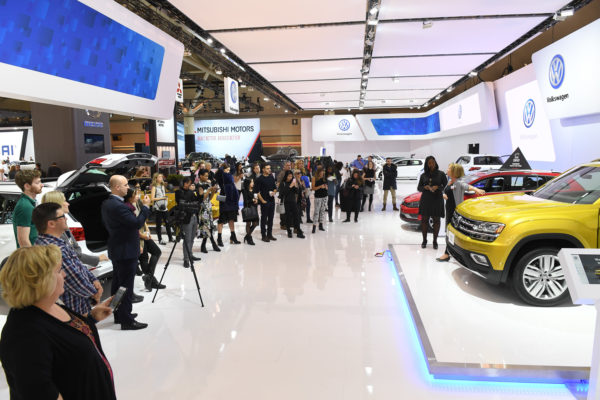 VW Atlas Toronto Autoshow #VWAutoshow