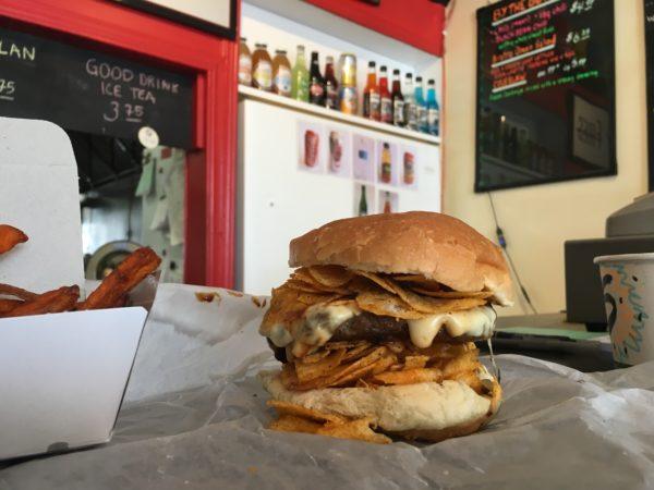 Stratford teens burger