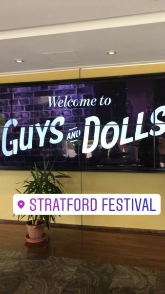 Stratford Festival Ontario Kids Play  Treasure Island