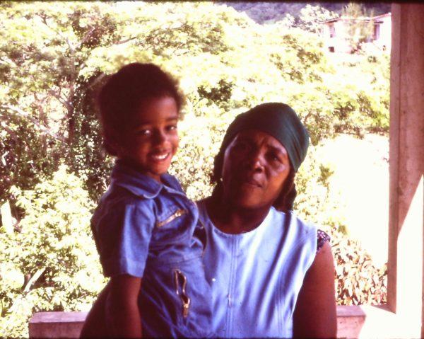 Grandma Jamaica Generations