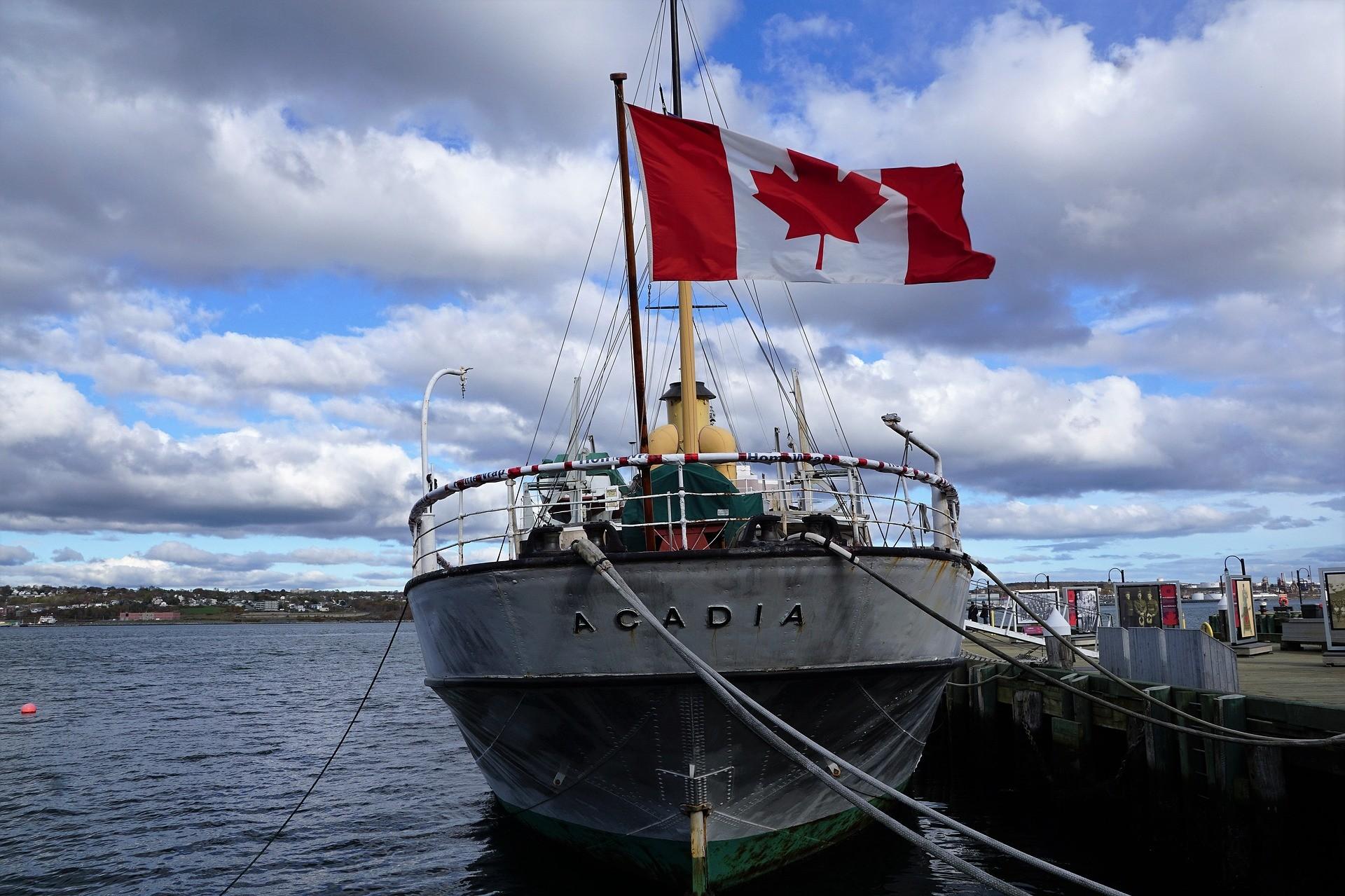 Halifax Nova Scotia featured on Globetrotting Mama
