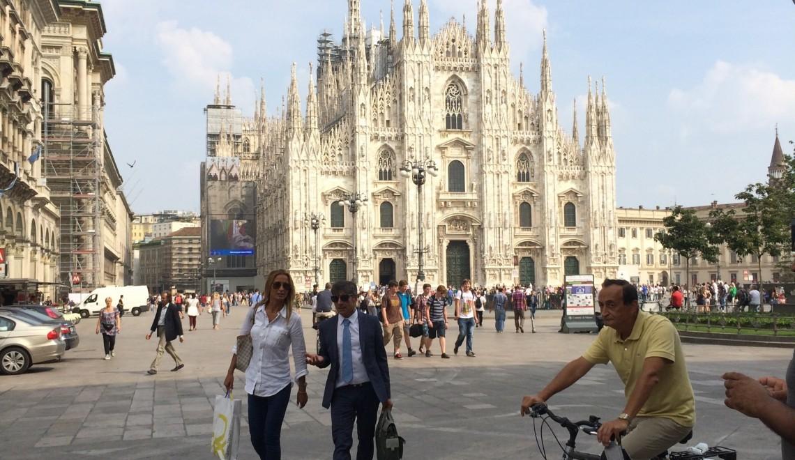 Milan #MonogramsInsider