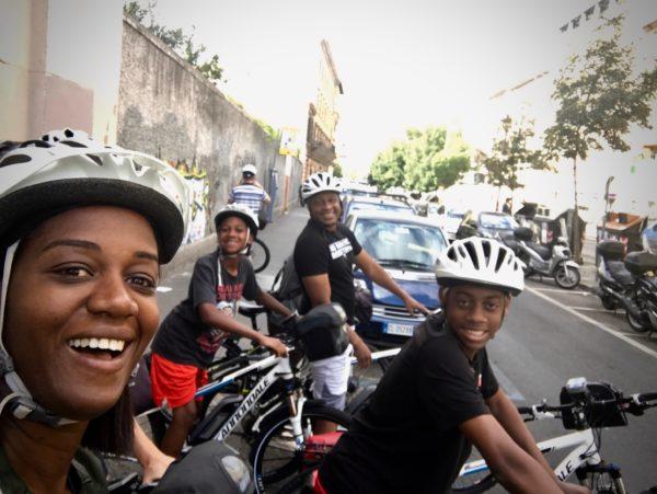 Biking The Appian Way