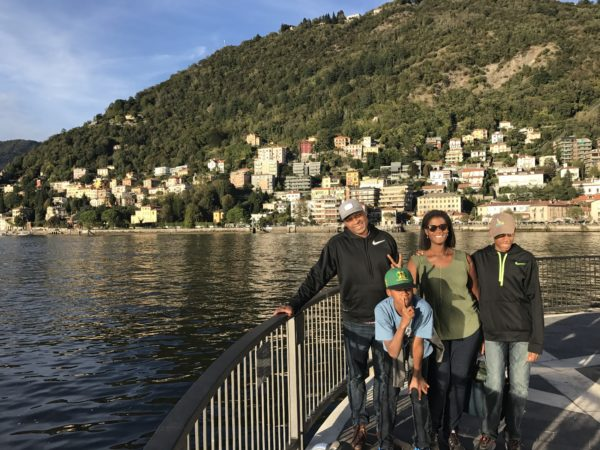 Italy with teens