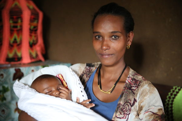 Charitable Giving Helps Mothers and Babies in Ethiopia