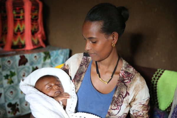 Charitable Giving helps Mothers and Babies
