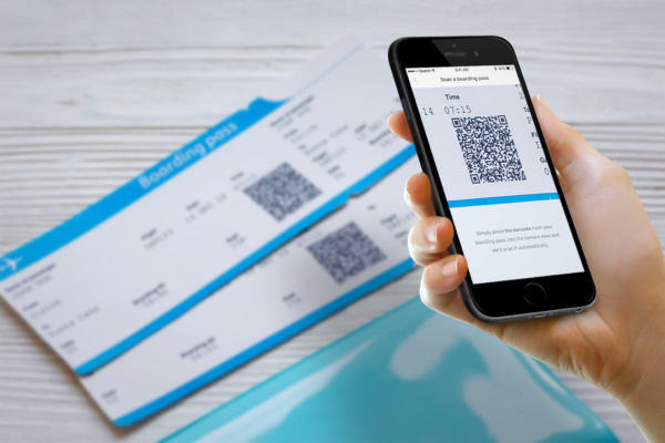 Airhelp app can scan your boarding pass for compensation eligibility.