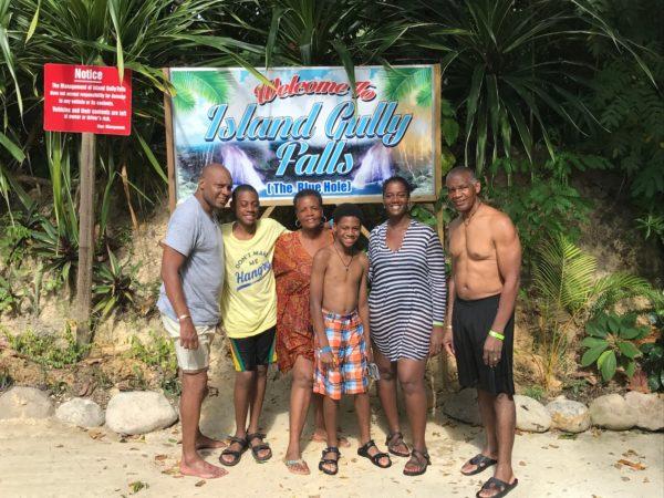 Family photo Jamaica, Grandfather, Grandpa