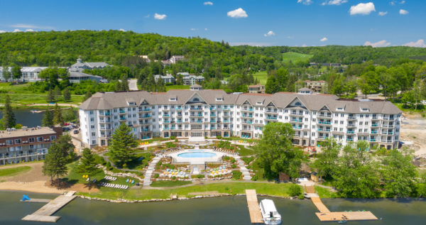 Deerhurst Resort Travel with Teens