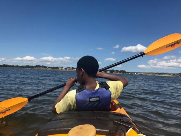 Aeroplan kayak