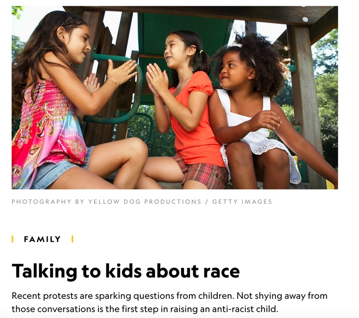 How to Talk to Your Kids about Race and Racism