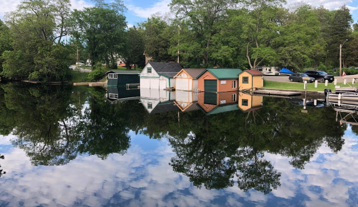 Playing House on a Le Boat tour in Ontario – The Globe and Mail